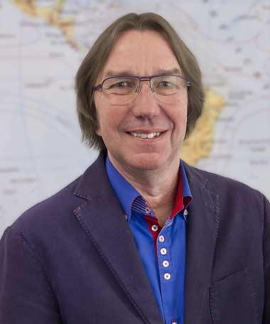 Dr. Kailuweit Porträt
